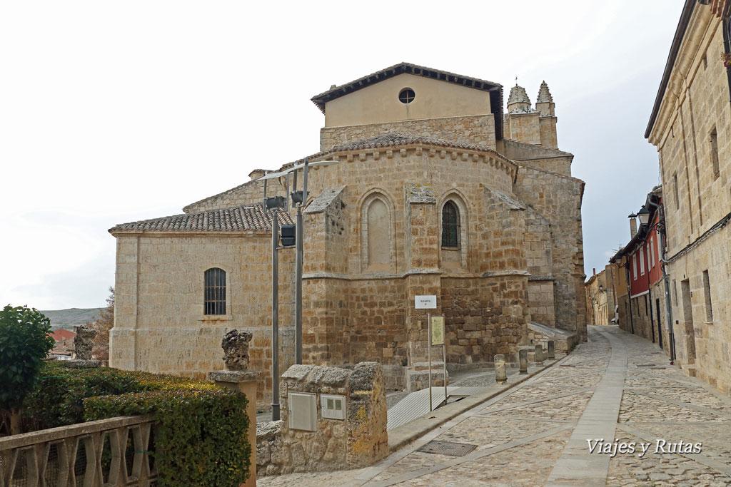 Iglesia de San Juan, Castrojeriz