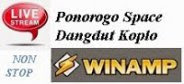 Streaming Ponorogo Space Dangdut Koplo non stop