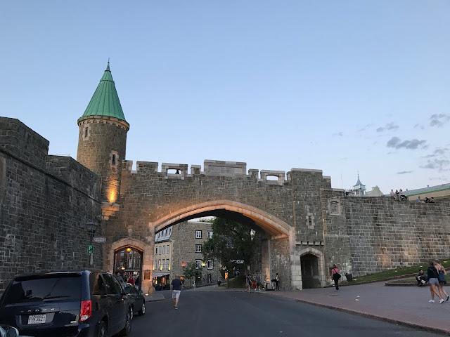 porte vieille ville Québec