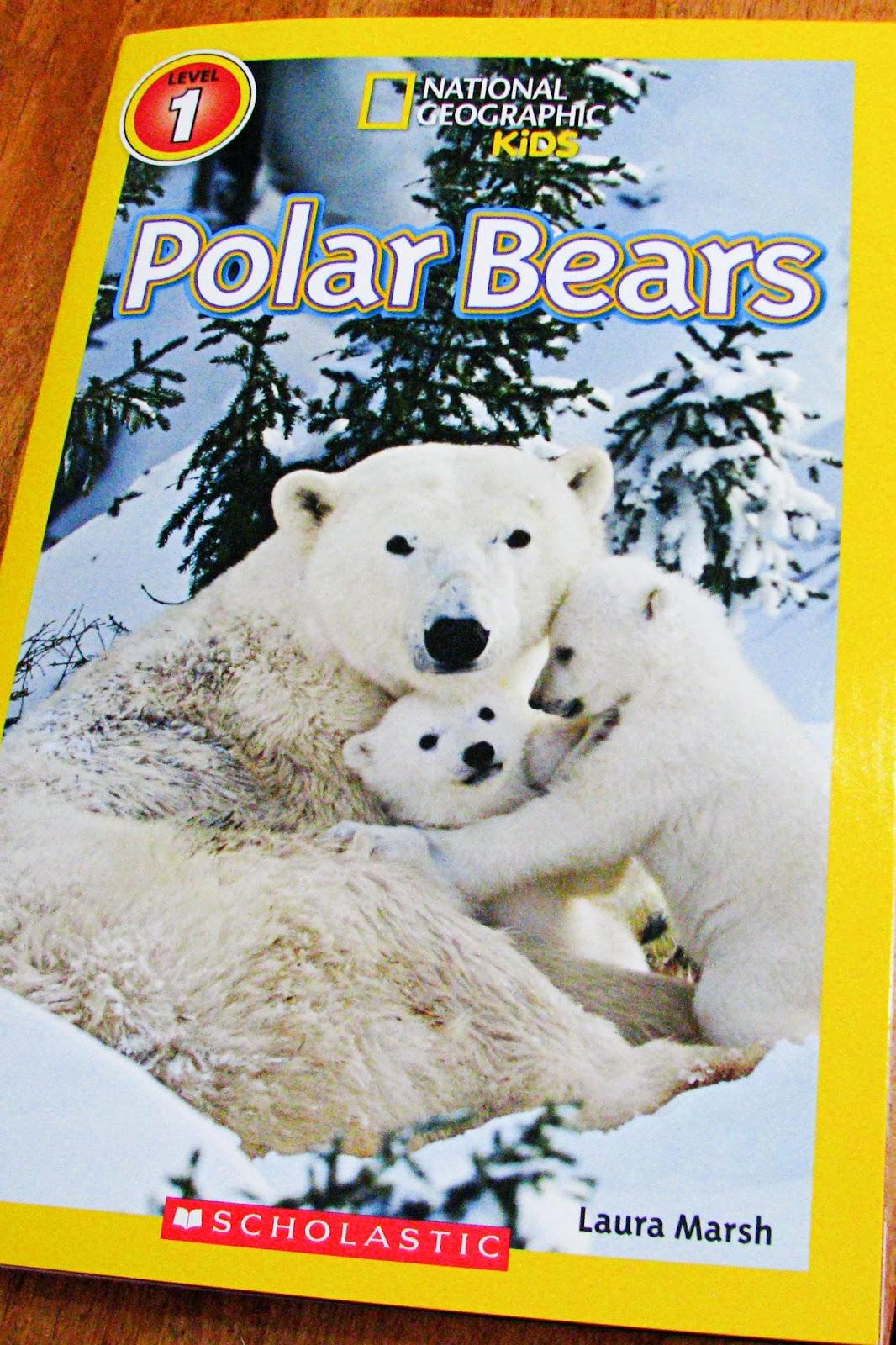 Mommy S Little Helper Polar Bears Preschool Theme