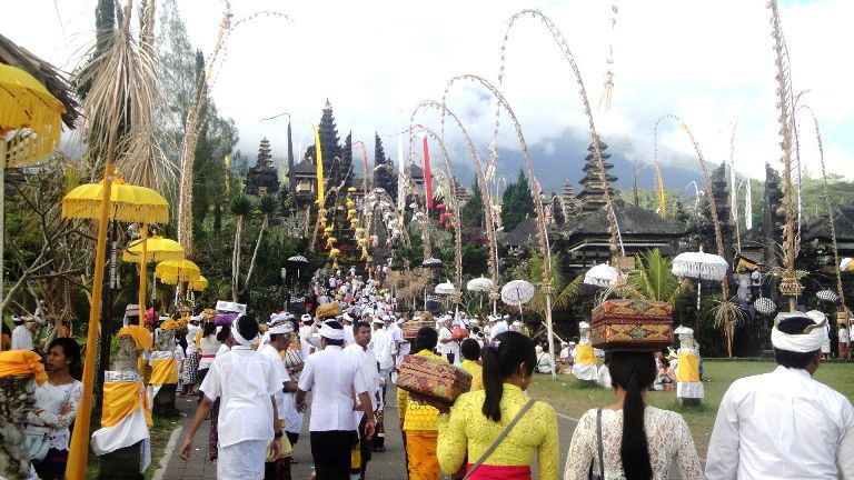 Besakih Hindu Bali Mother Temple Tourist Destination - Tourist, Objects, Attractions, Places, Areas, Destinations, Spots, Regions, Besakih, Village, Rendang, Karangasem, East, Bali, Temples, Shrines, Holy, Places, Sacred, Attractions