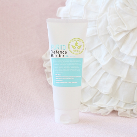 Purito review defence barrier ph cleanser low kbeauty korean beauty blog blogger 퓨리토 리뷰 뷰티 스킨케어 디펜스 베리어 pH 클렌저