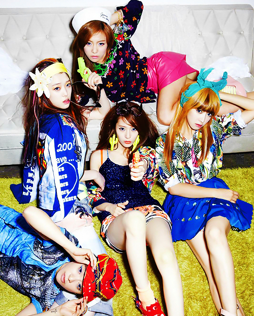 K-POP FEVER just for kpop fanz: [SCAN] f(x) Electric Shock ... F(x) Electric Shock Album Cover