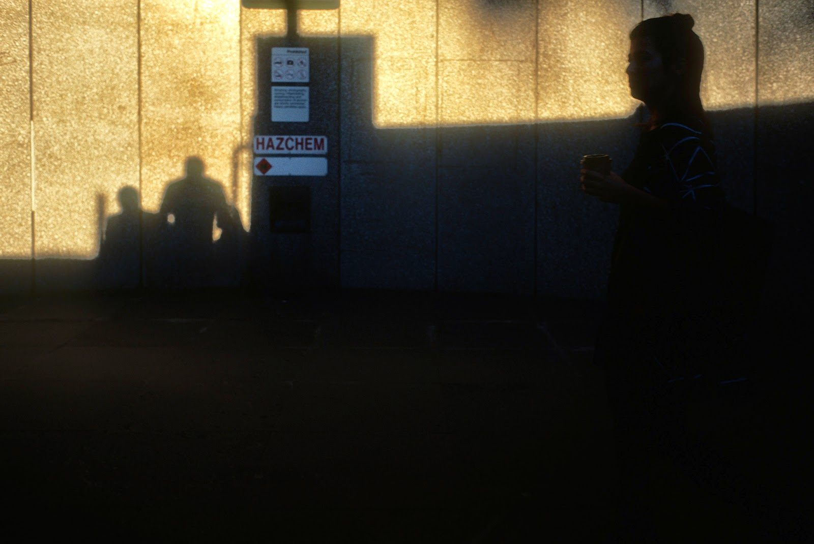 Parliament Station by Richard McKenzie, Leica M4 Summicron-M 50mm Dual Range Fujifilm Velvia 50