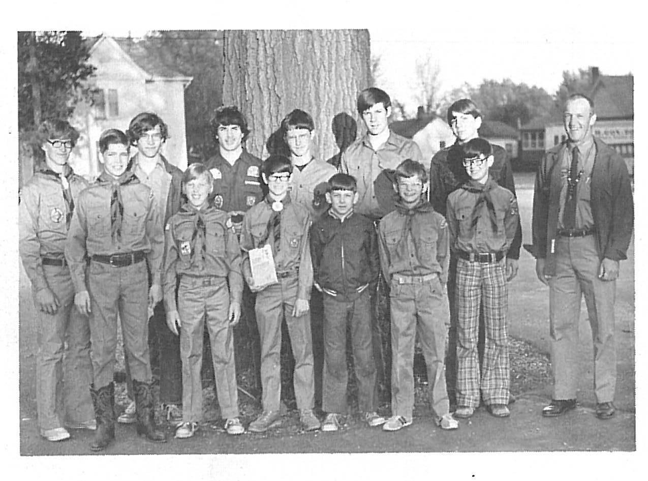 German Scout - y&period
