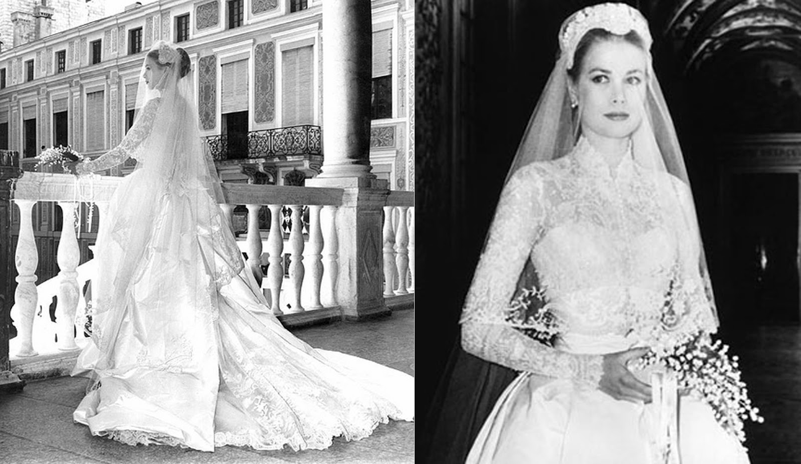 Emejing princess grace wedding gown contemporary styles for Princess grace wedding dress