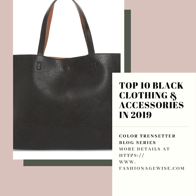 image result TOP 10 BLACK CLOTHING & ACCESSORIES IN 2019
