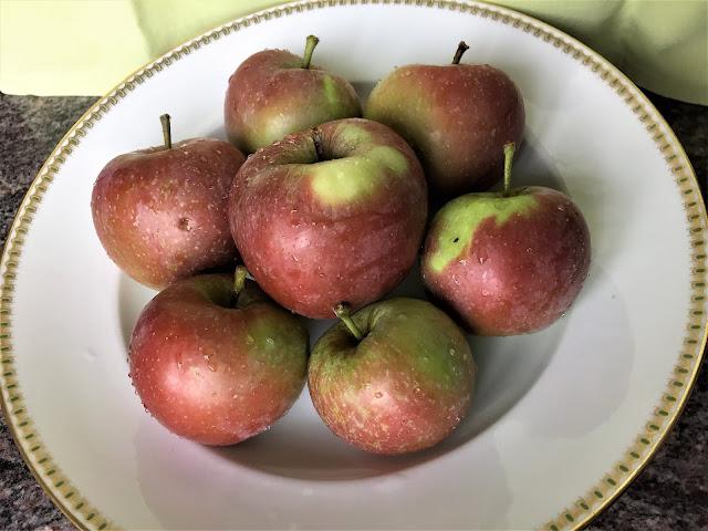 Äpfel für Apfelmus
