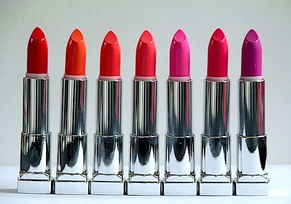 ALERTE : Sephora va sortir une gamme de 30 rouges à lèvres