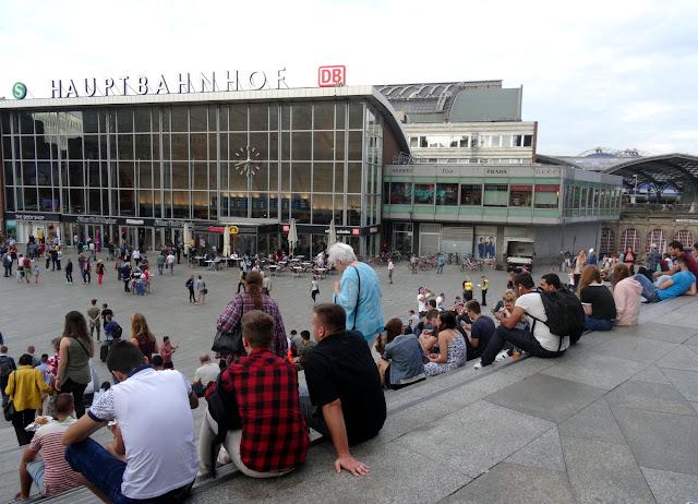 Cologne Hauptbahnhof