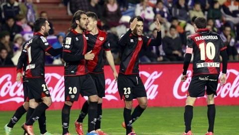 Trong mùa giải lần này Vallecano thay máu gần hết đội hình