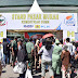 Mengatasi Kesulitan Masyarakat, Persit Pattimura dan BUMN Gelar Baksos di Korem Binaiya
