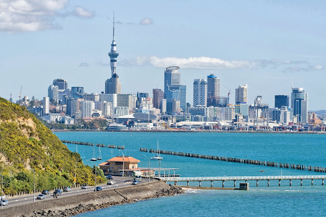 Auckland en Nueva Zelanda
