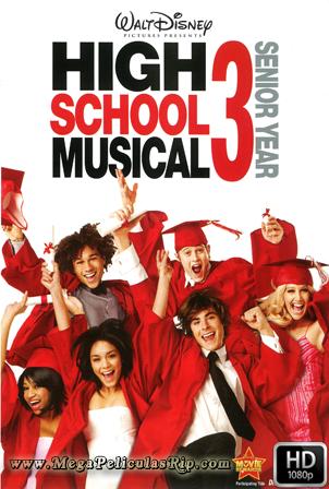 High School Musical 3: Fin De Curso [1080p] [Latino-Ingles] [MEGA]
