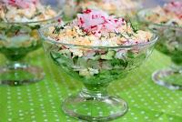 салат с редиской, салаты, вкусные салаты