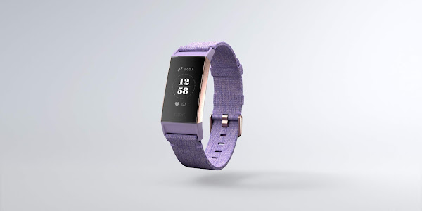 Fitbit Charge 3 officially announced