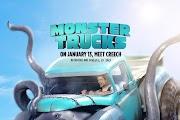 Chiếc Xe Tải Quái Vật - monster trucks