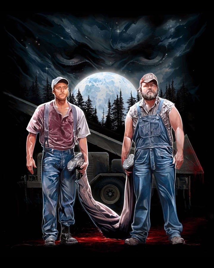 Twisted Central: Fright-Rags Launches Tucker & Dale vs Evil