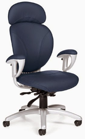 Global Azeo High Back Office Chair