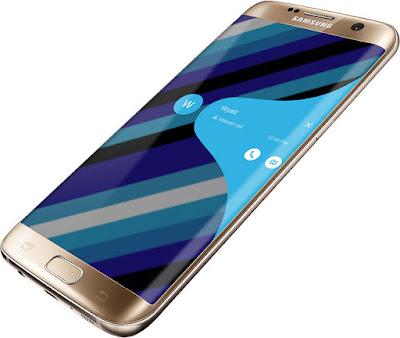 Samsung galaxy s7 kiểu dáng tinh tế