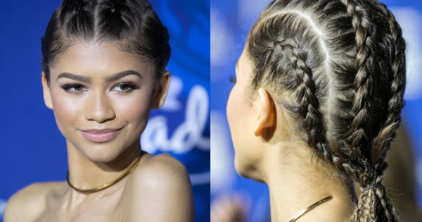 "Zendaya Hairstyles Braids: Sandi J. Woods Blogs: Zendaya Vents Her ""frustration"" Over"