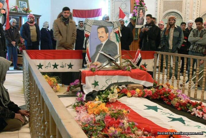 Misteri Kehilangan Jenazah Saddam Hussein