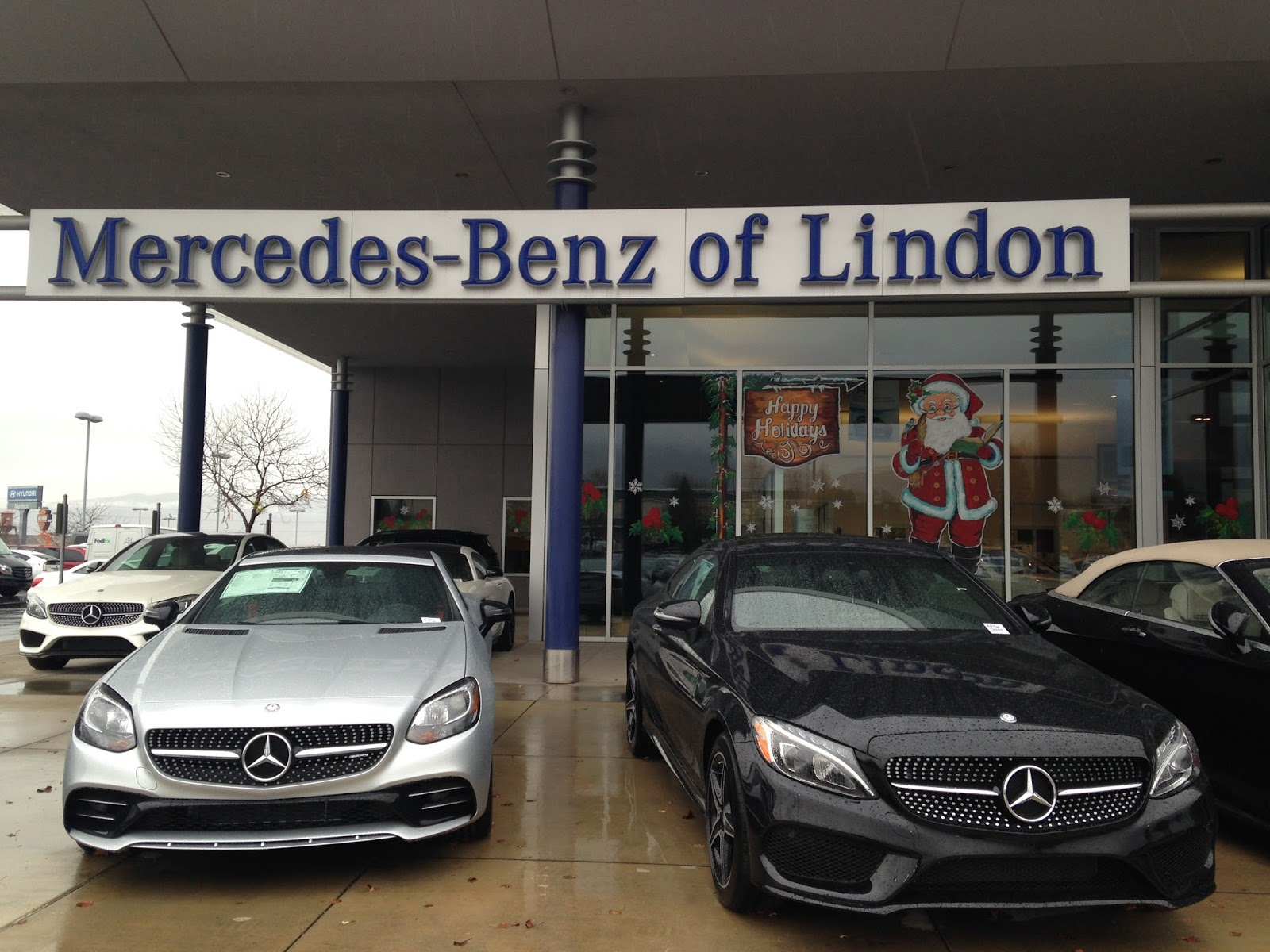 The luxury of experience mercedes benz of draper for Mercedes benz of lindon lindon ut