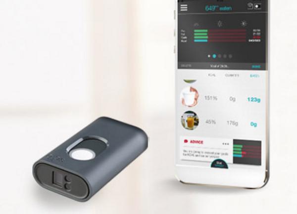 SCiO 是一個掃描器搭配智慧型手機上的 App 應用