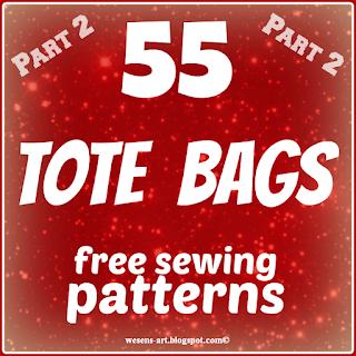 55ToteBags wesens-art.blogspot.com