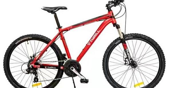 Baru 38+ Jenis Dan Harga Sepeda Gunung Thrill