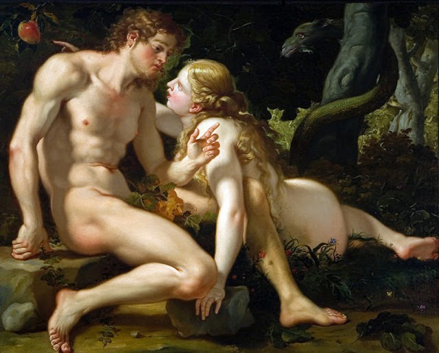 THE RESEARCHERS ADAM AND EVE!
