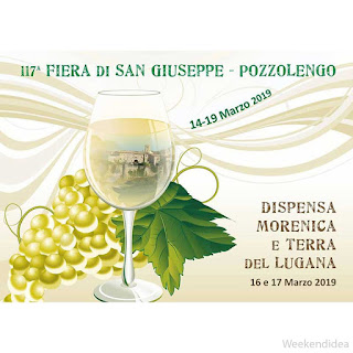 Fiera di San Giuseppe dal 14 al 19 marzo Pozzolengo (BS)