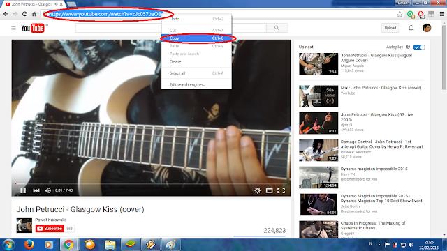 Cara Download Youtube ke MP3 Tanpa Software