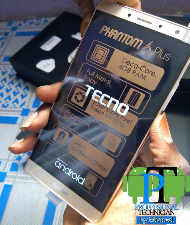 FREE DOWNLOAD TECNO PHANTOM 6PLUS FIXED FACTORY SIGNED