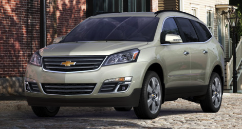 2018 Chevrolet Traverse Review Design Release Date Price And Specs