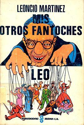 Carátula de Mis otros fantoches (Leoncio Martínez - 1980)