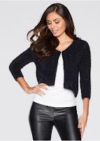 Jachetă tricotată bonprix (bonprix)