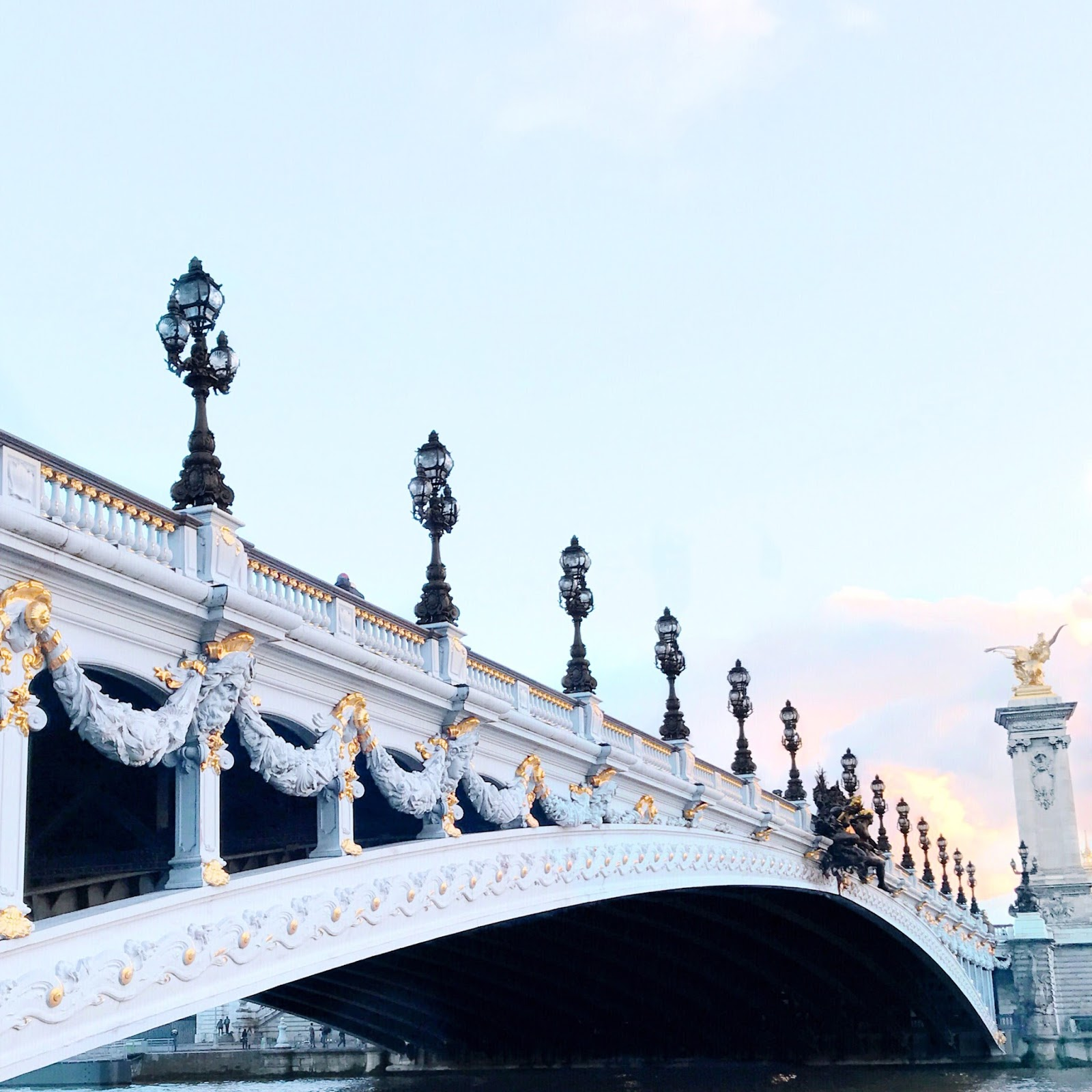 Pont Alexandre III, Paris | Love, Catherine