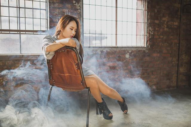 4 Kim Yu Min - Two Studio Sets - very cute asian girl-girlcute4u.blogspot.com