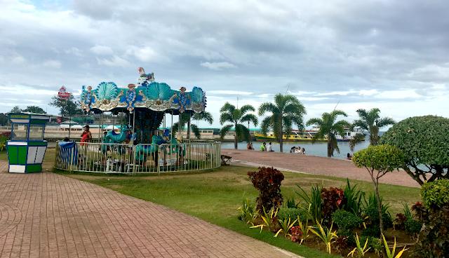 President Diosdado Macapagal Park and Boardwalk  or simply put Danao Boardwalk