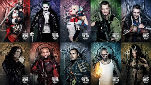 Gambar Film   Suicide Squad