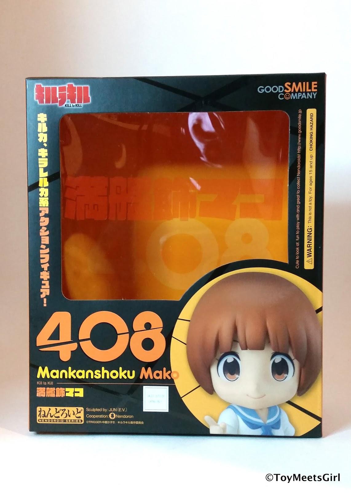 Out Of The Box Good Smile Company Nendoroid Mako Mankanshoku