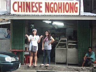 Chinese ngohiong store Junquera street