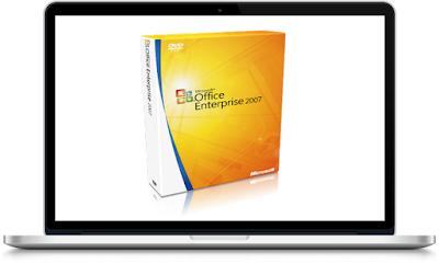 Microsoft Office Enterprise 2007 SP3 Full Version