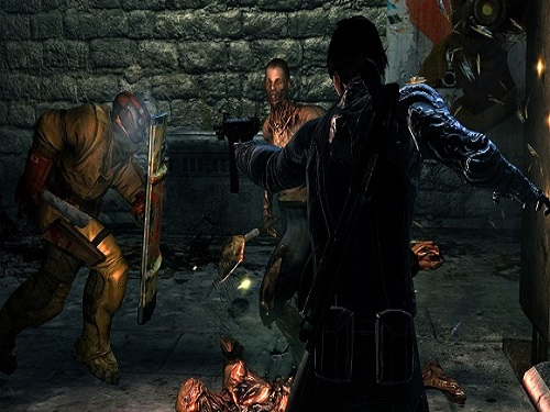 Dark Sector Game Free Download