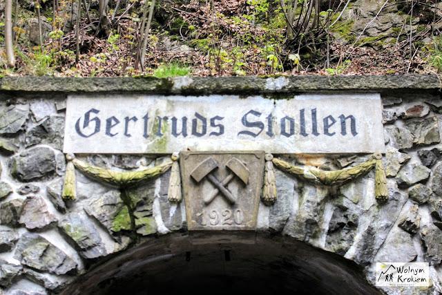 Kopalnia Złota w Złotym Stoku - Gertruds Stollen