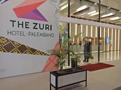 LOKER 5 POSISI THE ZURI HOTEL PALEMBANG FEBRUARI 2020