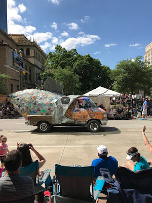 30th Annual Art Car Parade | Axiom Creative Energy