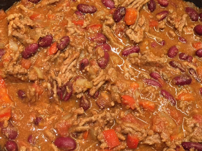 The Improving Cook- Slow Cooker Chilli