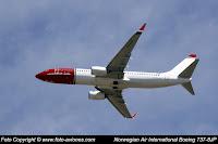 BOEING 737 / EI-FJD
